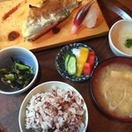 50641632 - 赤魚 西京焼き定食