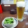 丸勘 - 料理写真:生ビールセット