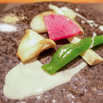 50643494 - 野菜焼き