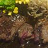 レッフェル - 料理写真:こだわりのカットステーキ+50g(1699円)