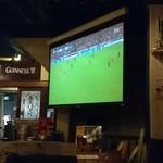 たまりば - 大きなスクリーン!スポーツ観戦ももちろんできますよ