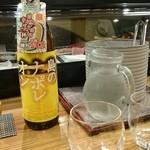 黒門徳乃介 - 黒糖焼酎