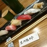 黒門徳乃介 - 江戸前鮨