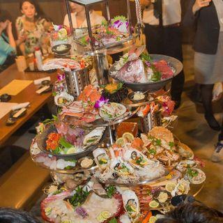 函館魚市場から届く新鮮な魚を求めて…♪