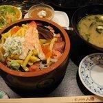 入船鮨 - 海鮮丼