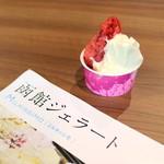 ミルキッシモ - 料理写真:ダブルカップ (480円) '16 5月上旬