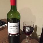秀 - キッチン秀のワイン(16'02)