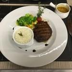 N6 - BEEF TENDERLOIN with VINAIGRETTE SAUCE R$57