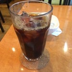 IRIS - アイスコーヒー。