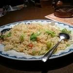 50663717 - 蟹レタス炒飯