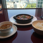 50664367 - 麻婆豆腐定食