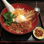 50665301 - 汁なし担々麺(温)