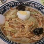 春夏冬 - 広東麺(780円)