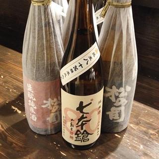 滋賀の日本酒、続々入荷