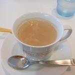 カフェ スマイルはっぴねす - ドリンク写真:カフェオレ
