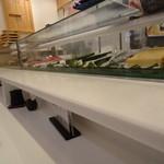 粋魚 - カウンター