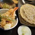初代 ねもと - 料理写真:天丼ランチ