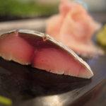 すしとめ - シメサバ