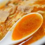餃子の王将 - スープ