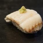 希凛 - 握り:太刀魚(炙り)
