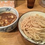 江戸前つけ麺 サスケ - 江戸前つけ麺中盛り