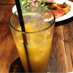 ラ ココリコ - オレンジジュース