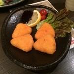 """居酒屋 ちゃが楽"""" - チーズフライ"""