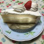 メイプリーズ - ストロベリーショートケーキ  108円