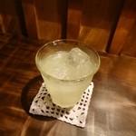 鶏8 - ゆず酒