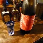鶏8 - 東洋美人 純米吟醸