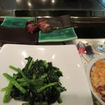 50677782 - フィレステーキと焼き野菜