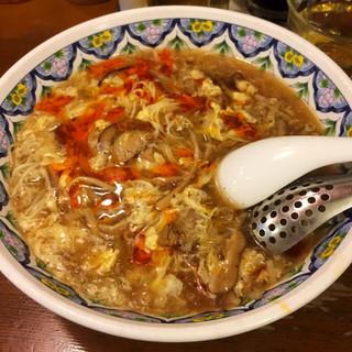 中国ラーメン揚州商人 赤坂店 - スーラータンメン