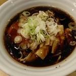 50679081 - 黒醤油ラーメン