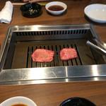 焼肉 ジャンボ 篠崎本店 - 焼き台