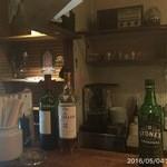 フラットキッチン -
