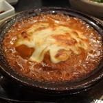 50679722 - 味噌煮込みハンバーグ