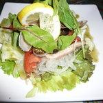 イタリアンカフェ・ベーム - 海の幸のマリネ