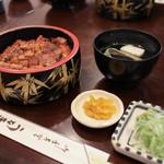 うな東 - 料理写真:櫃まぶし☆