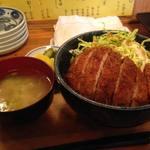 50682257 - ソースかつ丼