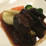 50685655 - 「牛ほほ肉の赤ワイン煮」