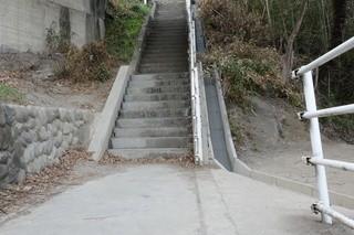 みな寿し - 旧秩父橋階段下・あのはな劇場版より