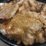 50687433 - 焼き牛丼、大盛り