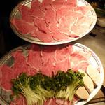 シャカ - 牛肉の薄切り
