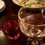 中国菜 秀 - (2016.4)紹興酒と白ワイン