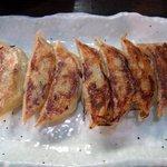 蘭丸 - 餃子定食