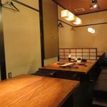 きんぎょ - 奥まって細長く雰囲気の好い居酒屋4