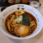 華壱 - 料理写真:中華そば 醤油