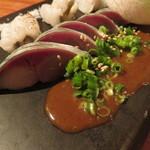 きんぎょ - 福岡の穴子炙りと長崎の泳ぎ鯖(ごま鯖)3