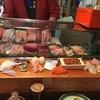 朝日鮨 - 料理写真:お刺身もりもり〜♪