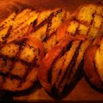 センバキッチン - ガーリックトースト